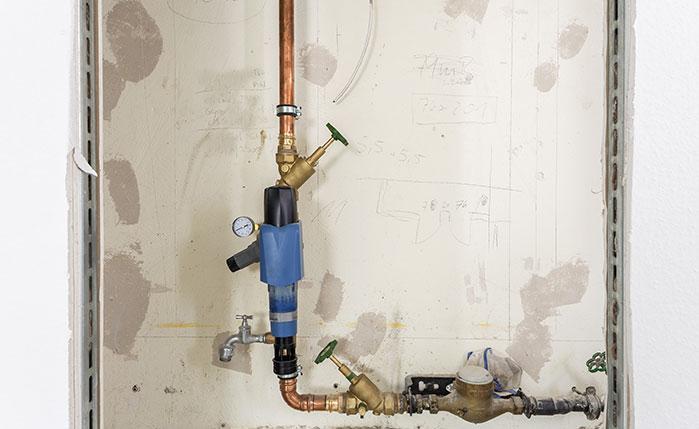 Trinkwasser Installation, Ansbach, Gunzenhausen, Ornbau